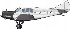 Junkers F.13: el primer avión comercial de la historia