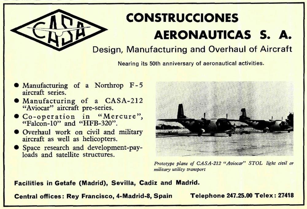 Construcciones Aeronáuticas, S.A