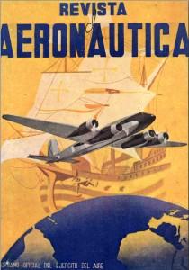 Revista de Aeronáutica, julio de 1941