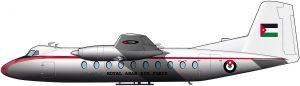 Aviones británicos para la RAAF (Royal Arab Air Force)