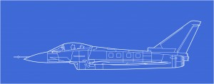 Eurofighter: el avión de cien millones de euros