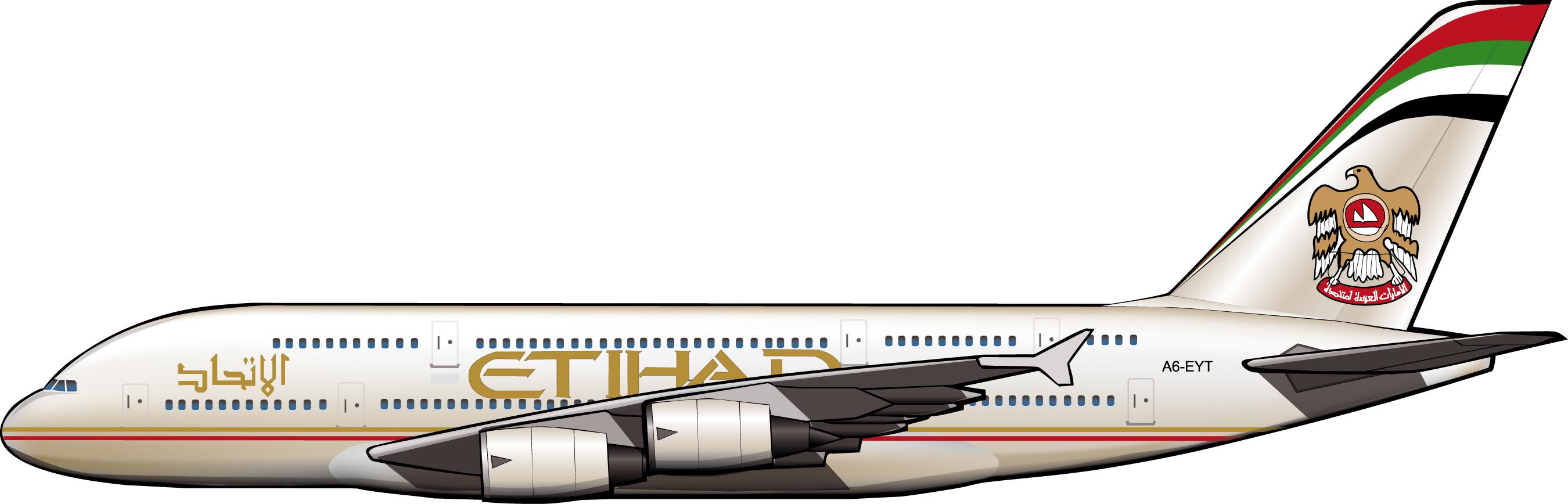 airbusa380etihad2014
