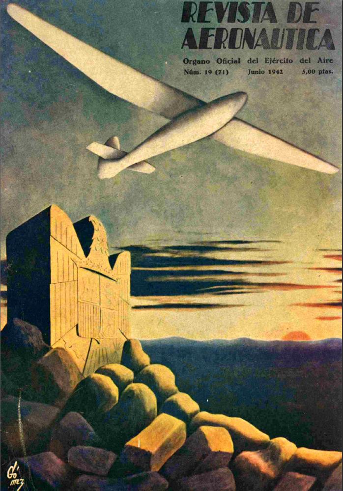 Revista de Aeronáutica, junio de 1942