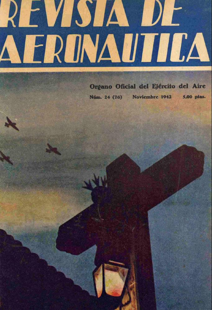 Revista de Aeronáutica, noviembre de 1942
