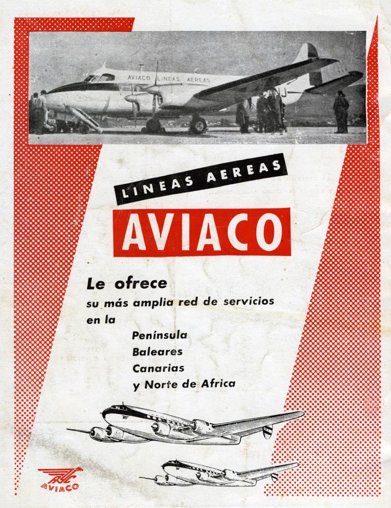 Líneas aéreas Aviaco