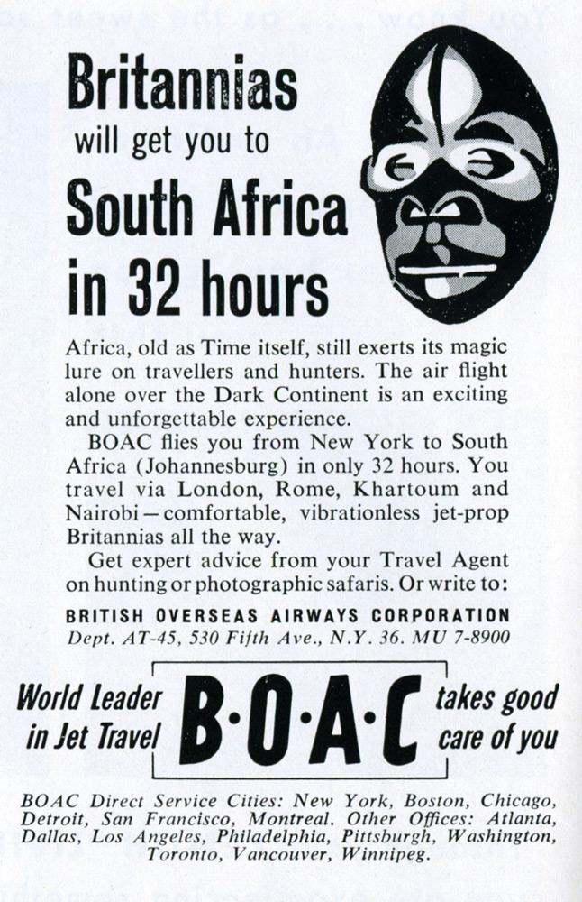 Sudáfrica en 32 horas en Britannia