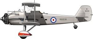 Vickers Vincent: el perfecto aeroplano colonial