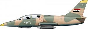 Albatros en la guerra de Siria
