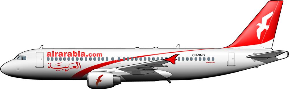 airbusa320airarabiamaroc2011