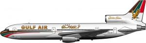 Lujo oriental en el TriStar de Gulf Air