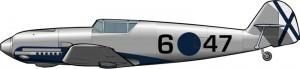 Me-109: tecnología alemana avanzada en la guerra de España