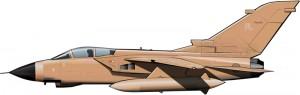 Tornados en la guerra del Golfo