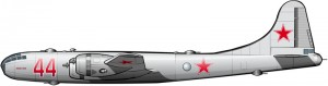 El primer bombardero nuclear soviético