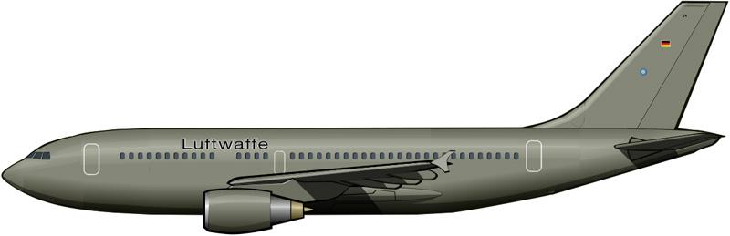 airbusa310luftwaffe