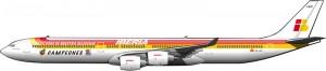 Airbus A340: el avión de la globalización