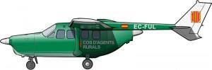 Vigilancia aérea del paisaje catalán