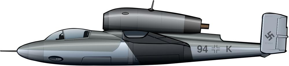 heinkelvolksjager1945