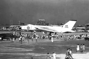 Vulcan en Aden