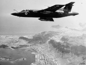 Al este de Suez: la retirada de Aden