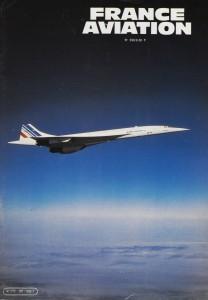 Un Concorde de Air France