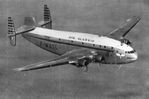 Breguet Deux-Ponts: prototipo para Air Algérie