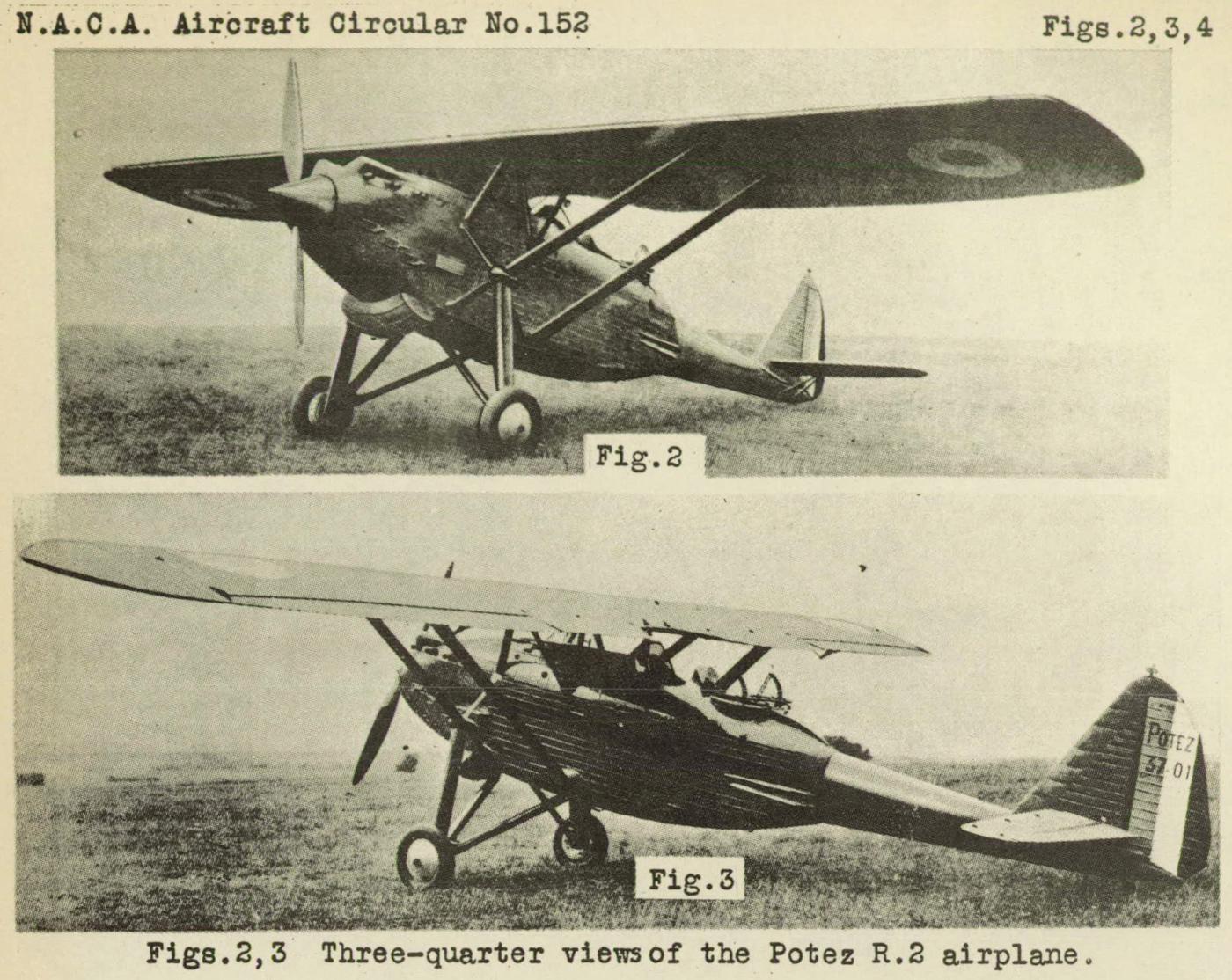 1931potez37NACA