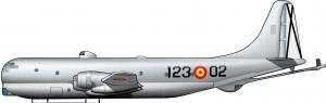Boeing KC-97 Stratotanker en el Ejército del Aire