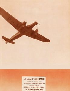 Les avions d'Air France