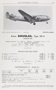 Avion Douglas, Type DC-4