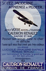 Caudron-Renault, l'avion de France