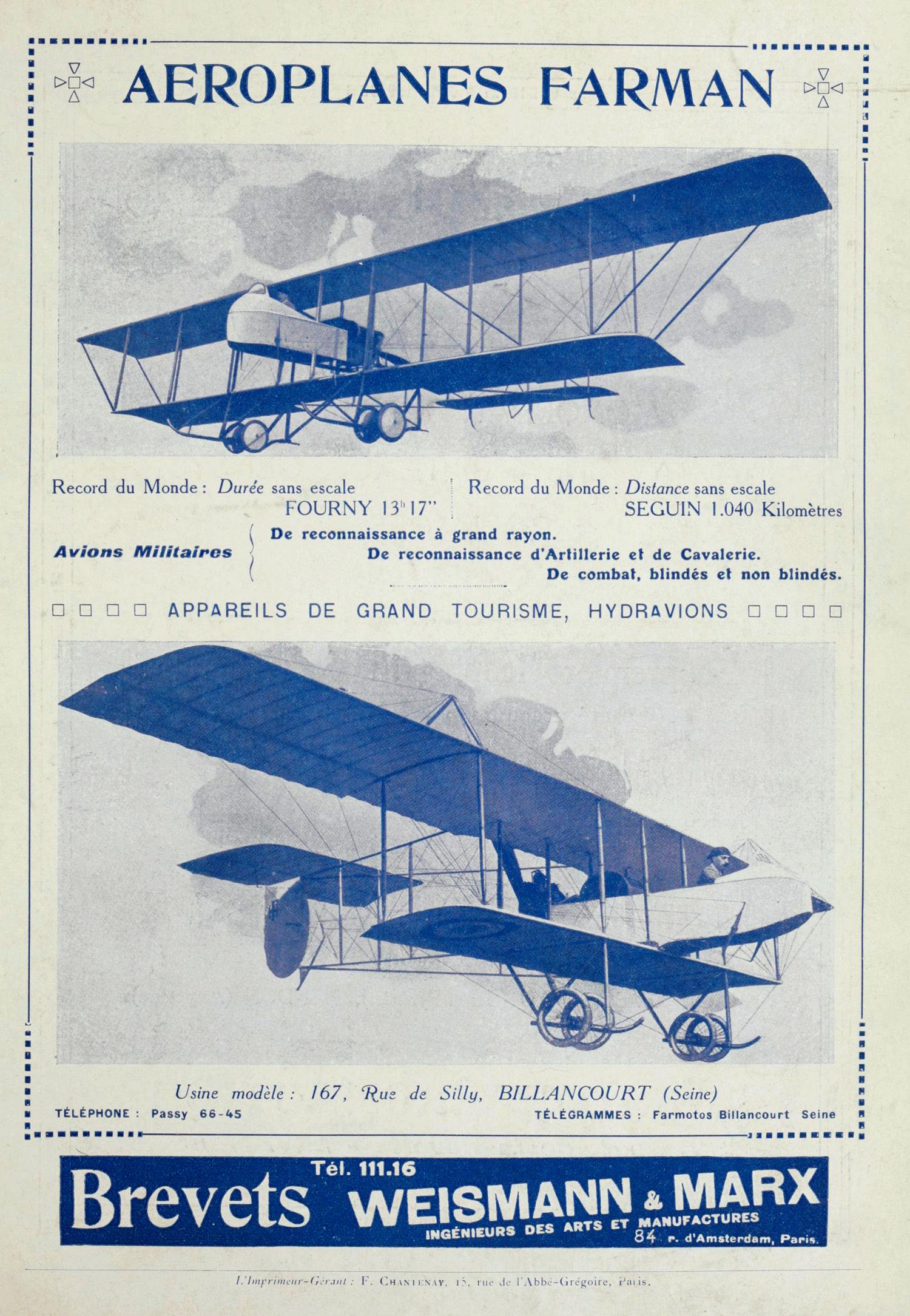 farman-1914