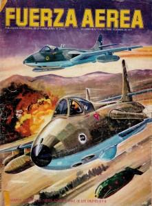 Hawker Hunter de la Fuerza Aérea de Chile