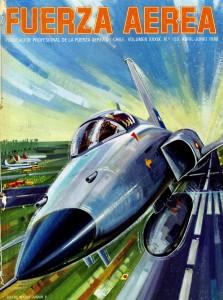 Northrop F-5 (FACH)