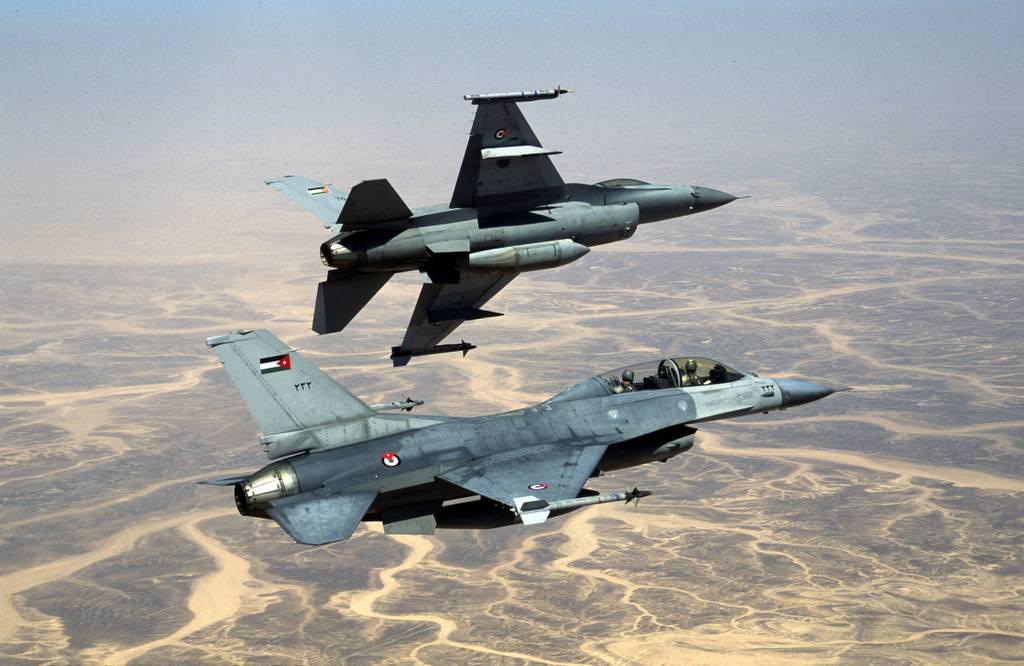 jordania-f-16
