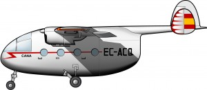 Toreros y furgonetas aéreas: CANA