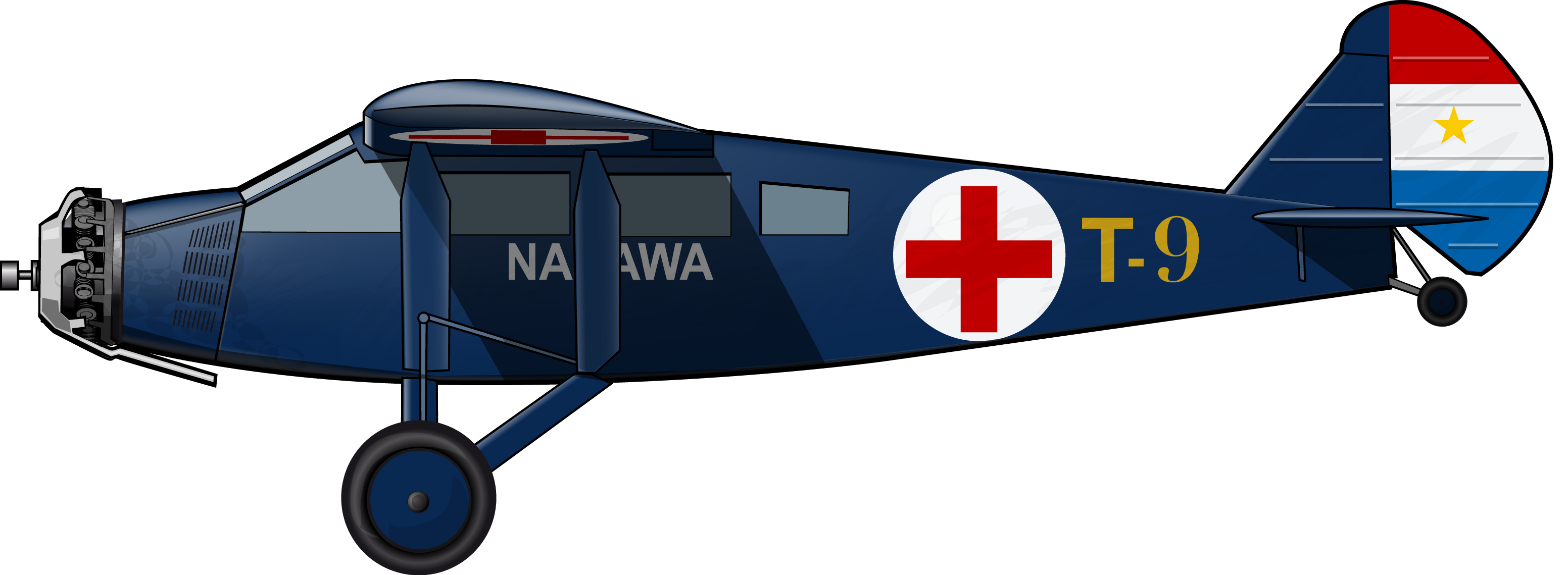 travelair6000paraguay1933