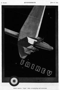 Fairey Hendon