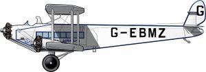 La primera Ruta Aérea Imperial