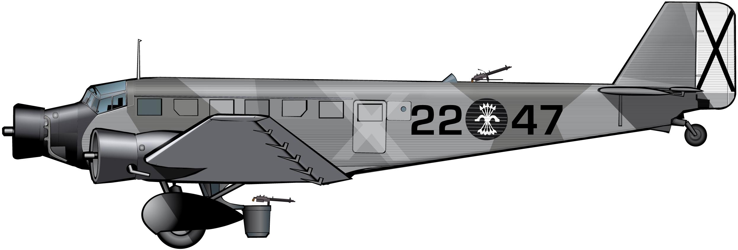 junkersju52bombardero193637