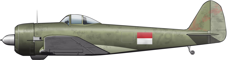 nakajimaki43indonesia1946