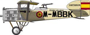 Los aviones de las provincias