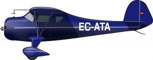 La fuerza aérea de la riqueza de Andalucía
