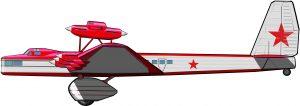 El avión insignia del estalinismo