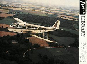 de Havilland Dragon, 1934