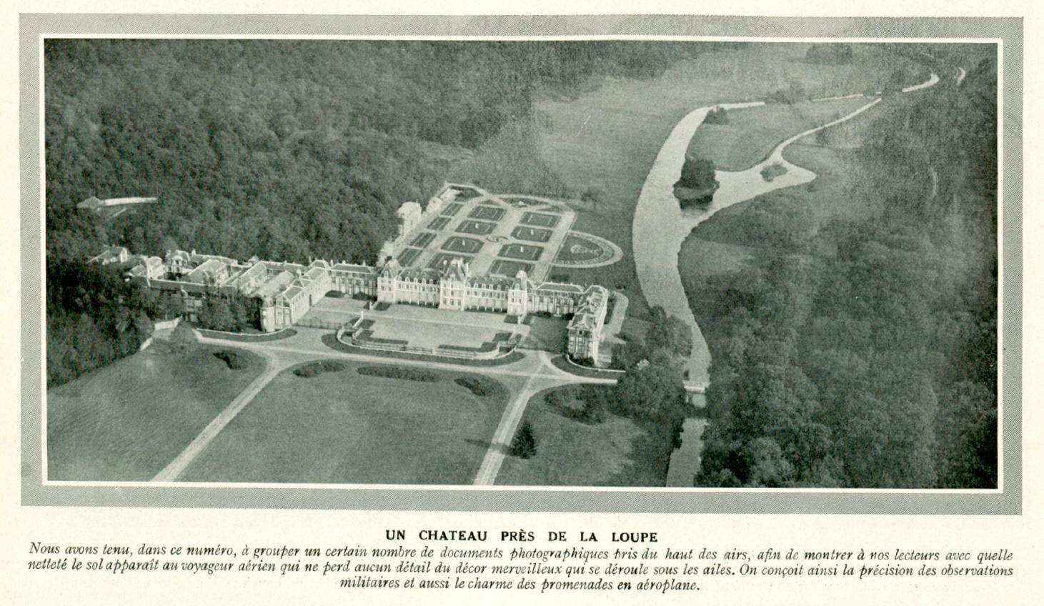 Un castillo en La Loupe