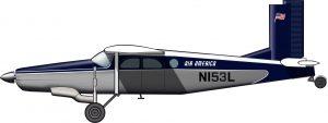Pilatus Porter, Air America, 1971