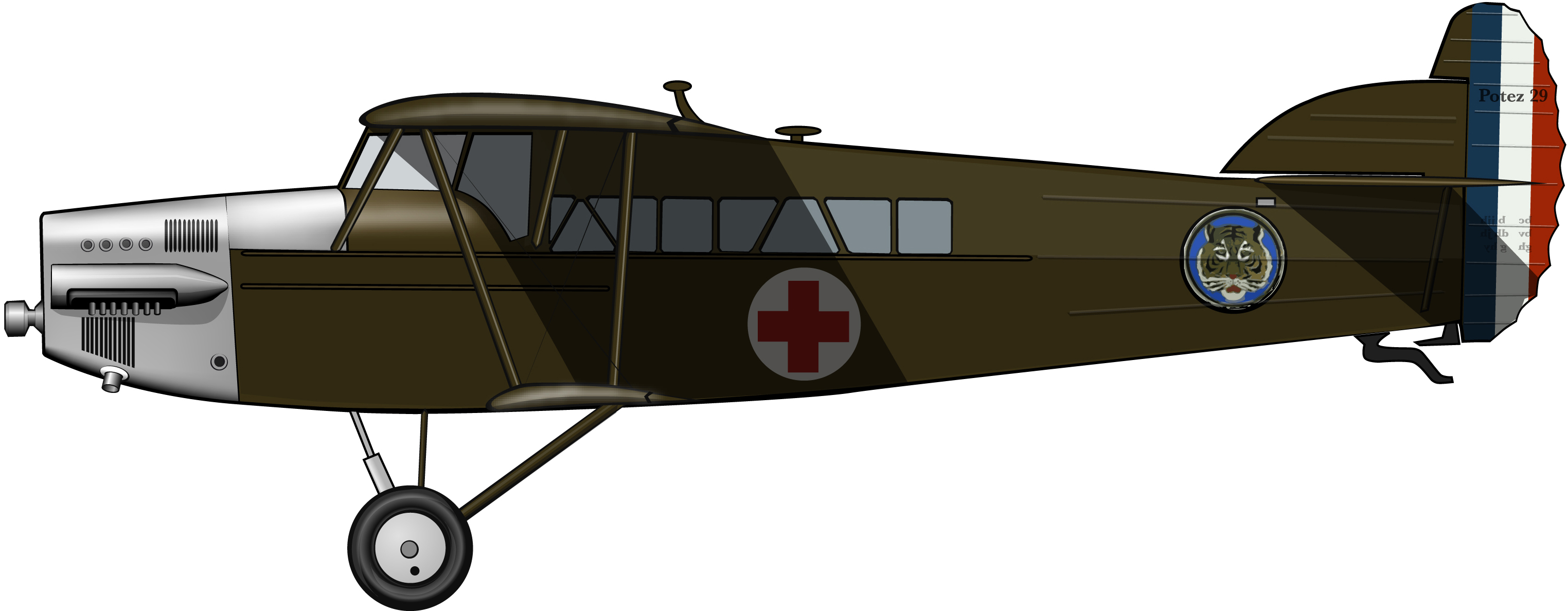 potez29indochina1933