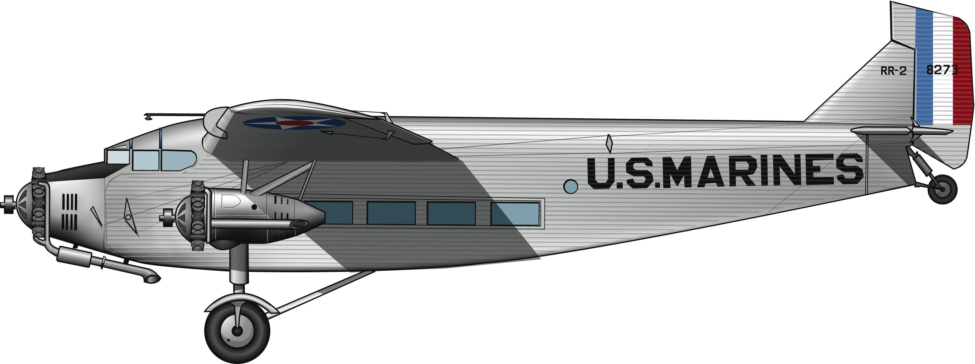 fordtrimotorUSMCnicaragua1929