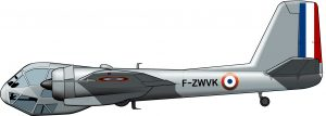 SIPA S.1100: un avión policía para Argelia