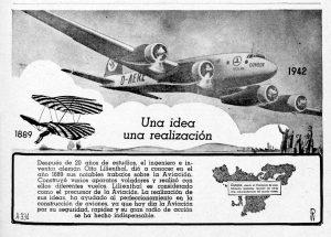 De Otto Lilienthal al Focke Wulf Condor